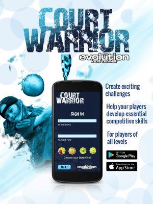 CW App Poster